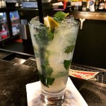 $3 mojitos can't be beat. The specials are worth coming back in an expensive city like Philly.