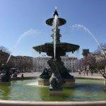 Foto di Rossio Square
