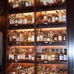 Whiskey display