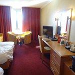 Room before leaving