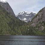 Beautiful landscapes in the Fjord
