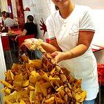 frittura mista italia (o' cuoppo)