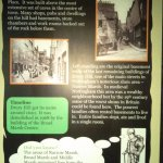 Information about actual houses underground
