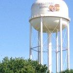Wild Turkey water tower