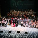 This photo is from last Christmas charity concert in main hall of the Opera hause
