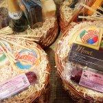 Gift Baskets at Guggisberg Cheese