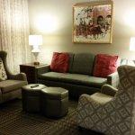 Villa 1721 Master Bedroom Living Area