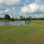 Foto de Contraband Bayou Golf Club at  L'Auberge Du Lac