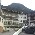 Hotel-Pension Rotspitz Foto