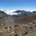 Haleakala Crater Foto