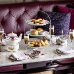 Tea at the Empress