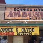 Photo of Bonnie and Clyde Ambush Museum