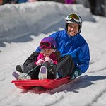 Snowplay at Happy Valley is fun for the whole family