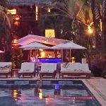 Magic Blue Hotel Foto