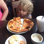 Isabel's pizza!!