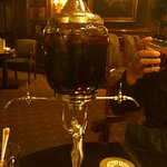 Absinthe Dispenser Used for Sangria for Two - WE LOVED IT!