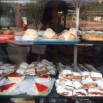 Pastries in Old San Juan.