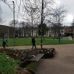 Eyre Square view