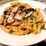 Chicken penne pasta