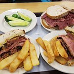 Photo of Katz's Deli