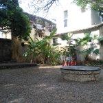 Uno de los patios