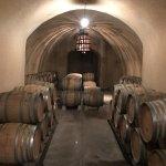 in the cellar at Gundlach Bundschu Winery