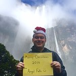 Merry Christmas from Angel Falls!