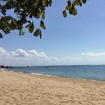 "Photo of Beach ""High Tide"""