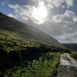Ireland Walk Hike Bike Foto
