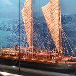 ancient hawaiian catamaran