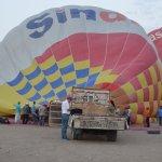 Foto di Sindbad Hot Air Balloons