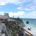 Foto de Ruinas Mayas de Tulum
