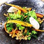 OTIS Grill - Heirloom Carrot & Lentil Salad