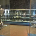 Room with Silver artifacts