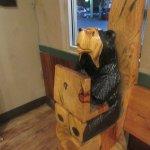 One of Several Cute Bears, Black Bear Diner, Milpitas, CA