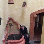 Porta Hotel Antigua Foto