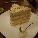 Pina colada cake. Yes please!