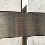 Apology memorial to the Jews from the Catholic Church