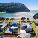 The Beach House at Waiwera Foto