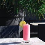 Frozen Pink Lemonade cocktail! On special every Thursday for $5!