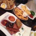 THE great english breakfast