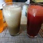 Cucumber n Beetroot juice