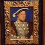 Henry V111 by Holbein