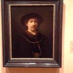 Self Portrait Rembrandt
