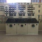 Пульт управления электростанцией