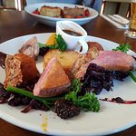 Selection of duck was yummy and cooked perfectly.