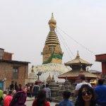 Stupa......