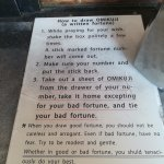 fohow to draw your fortune