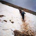 to the Tahtali Mountain summit