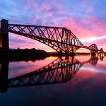 Eastmost of three bridges, yet it's called the Forth... go figure...